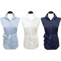 Sleeveless blouses (expiring collection)