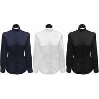 Judge collar blouses