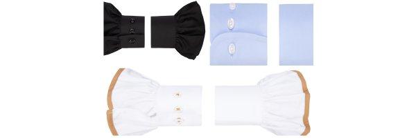 Blusenmanschetten / gößenverstellbar /als Paar