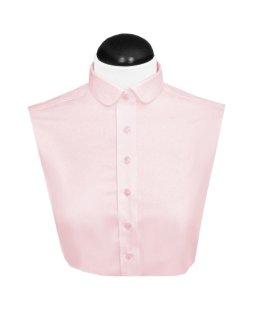 Blusenkragen Bubi, rosa uni